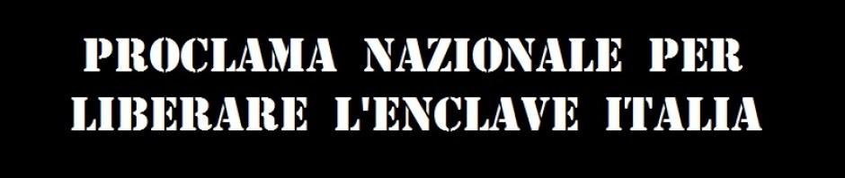Proclama Italia